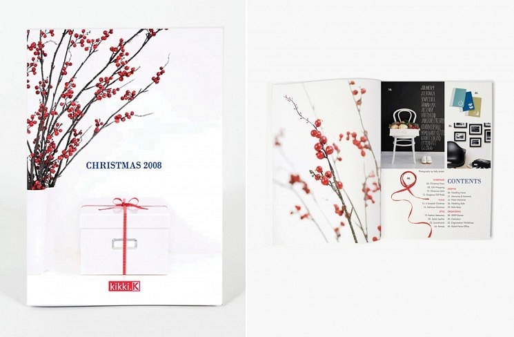 kikki.k christmas catalogue - Image 1